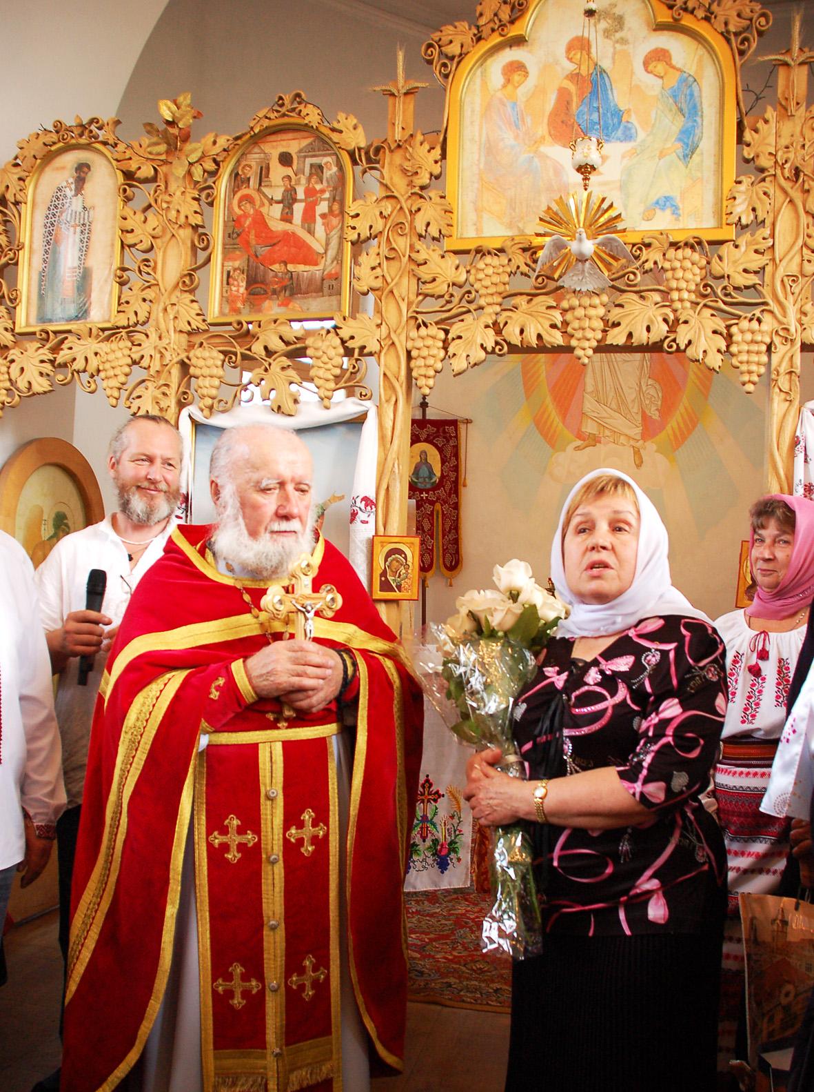Храмовый праздник Покрова