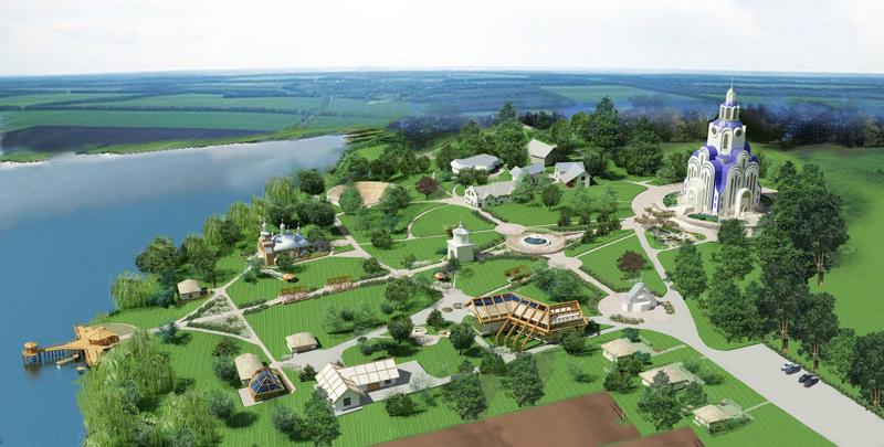 Проект Пасхального Храму-пам'ятника