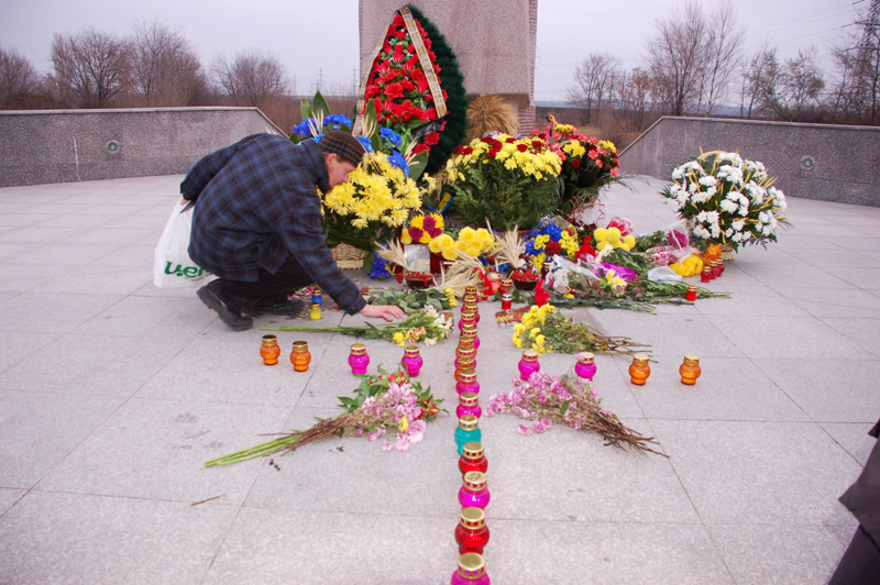 26 листопада - Пам'ять жертв Голодоморів