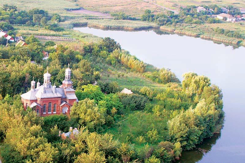 значение слова церковь в селе рубановское васильковского днепропетровской области остался) где-то