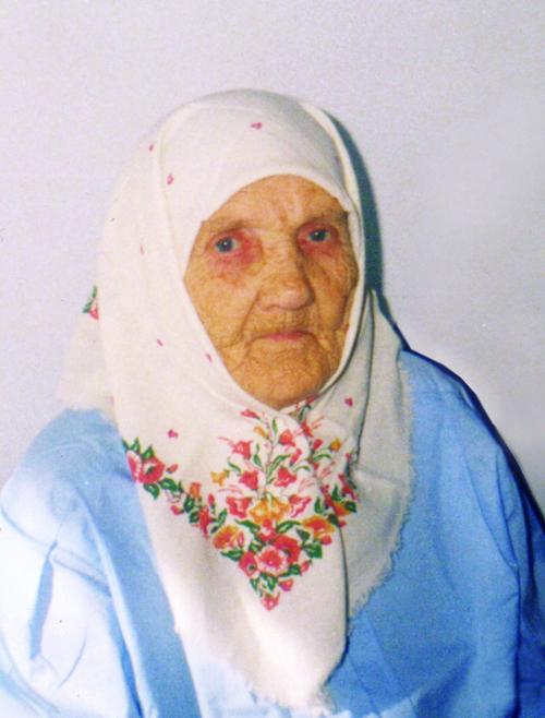 Марія Єгорчатова